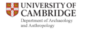 Cambridge University Department of Archaeology and Athropology
