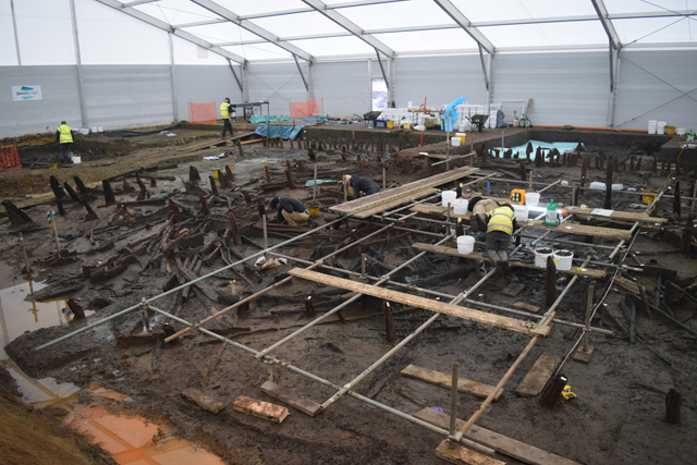 The excavation of the Must Farm settlement was the first stage in understanding the activity at the site. To move closer to a complete picture of the settlement's history, specialist analysis and investigation is essential.