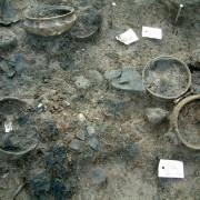 Settlement debris